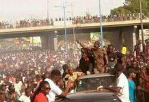 Togo Protest