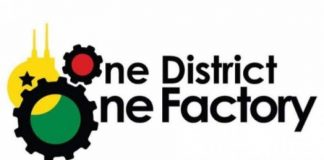 One-District-One-Factory project