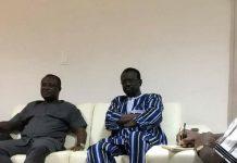 Ghanaian parliamentary delegation