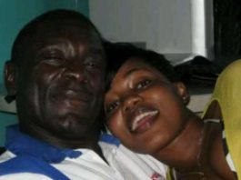 Mzbel and Prince Kofi Amoahbeng