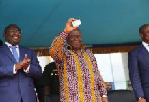 President GhanaCard
