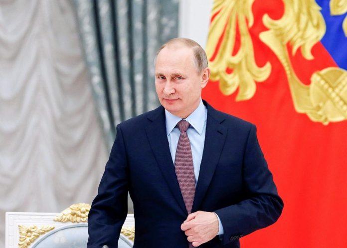 Russian President Putin's