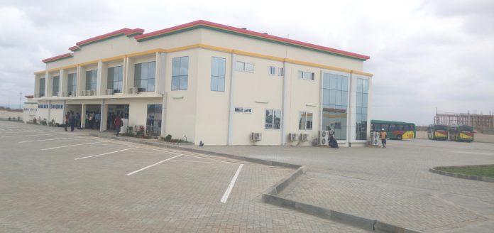 Adenta Aayalolo Bus Terminal