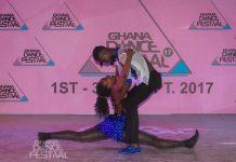 Luumva & Bea @ Ghana Dance Festival 2017