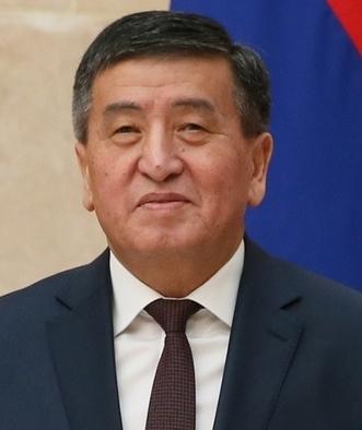 Sooronbai Sharipovich Jeenbekov