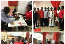 Vodafone New Office