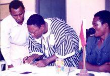 Very Rev. Walter Aboagye Pimpong