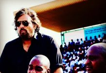 Botswana coaching staff