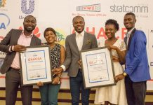 Tigo Ghana won CSR Award for Education and Partnership Initiative of the Year