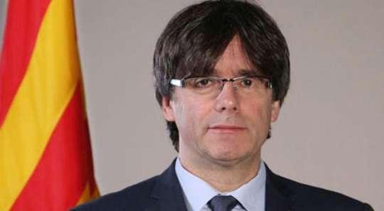 Catalan ex-leader Puigdemont