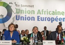 European Union-Africa Summit in Abidjan, Nov. 29, 2017