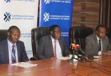 Communications Authority of Kenya (CA)