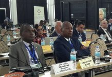 African Court Judges at the Third Judicial Dialogue at Arusha, Tanzania