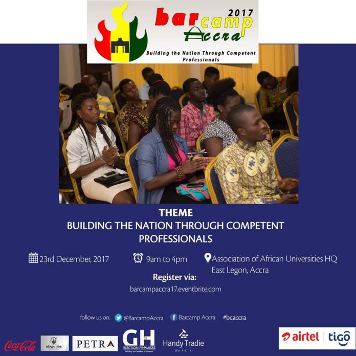 Barcamp Accra 2017