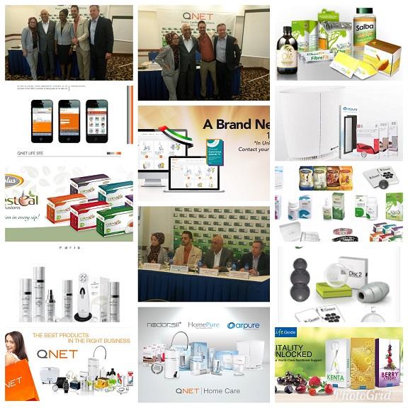 QNET Global E-Commerce