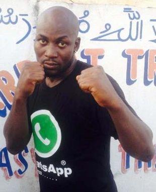 Sport Boxing Heavyweight
