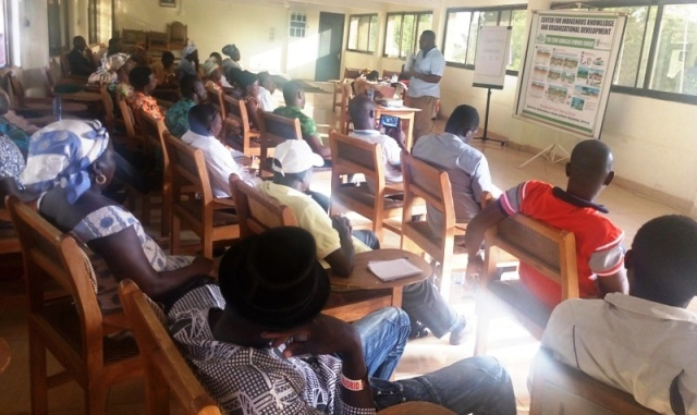 Agriculture Scrapping Teachers