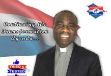 Rev Alex Acheampong