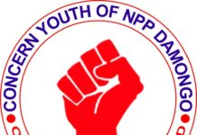New Patriotic Party (NPP) in the Damongo constituency