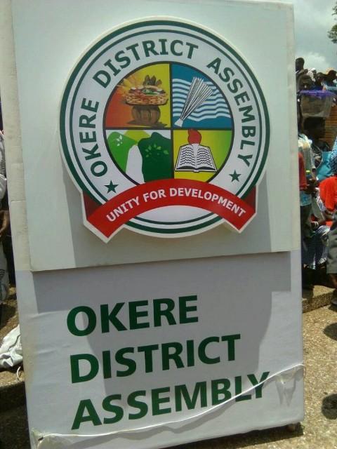 Okere - Assembly