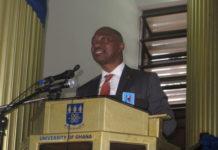 Prof Emmanuel Kwaku Akyeampong