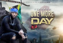 vershon - one more day ep cover art