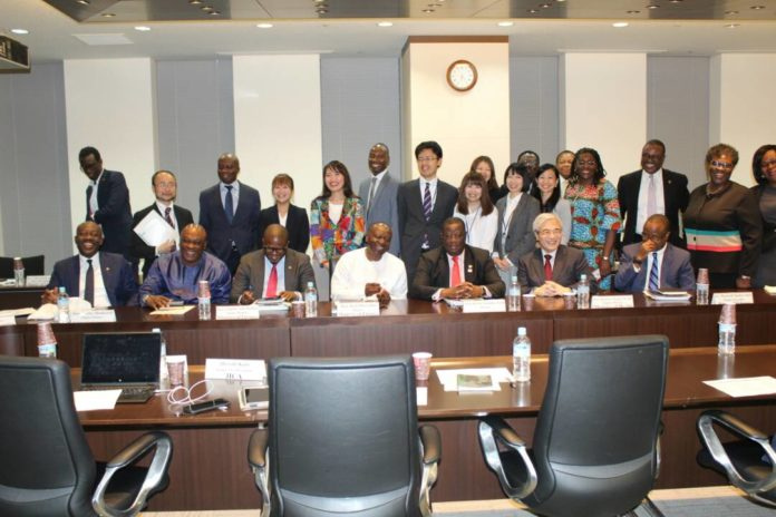 Ghana and Japan agree to review bilateral cooperation
