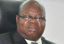 Dr John Kofi Mensah