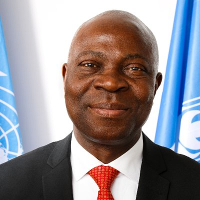 Gilbert F. Houngbo, President of the International Fund for Agricultural Development (IFAD)