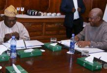 John Mahama attends TANA Forum on Security in Ethiopia