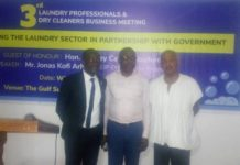 Launderers Meeting