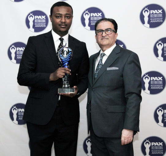 Ethiopian Wins the 2018 Outstanding Food Services