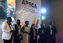 Ghana's Public Procurement Authority awarded in Kigale