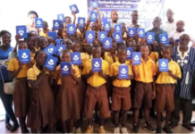 Some beneficiaries of QNET's E-reader devices