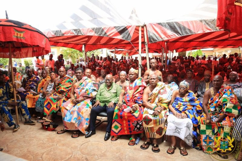President Akufo Addo 's policy interventions rated highly rated