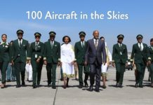 100th Aircraft