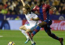 Emmanuel Boateng Levante-vs-Real-Madrid