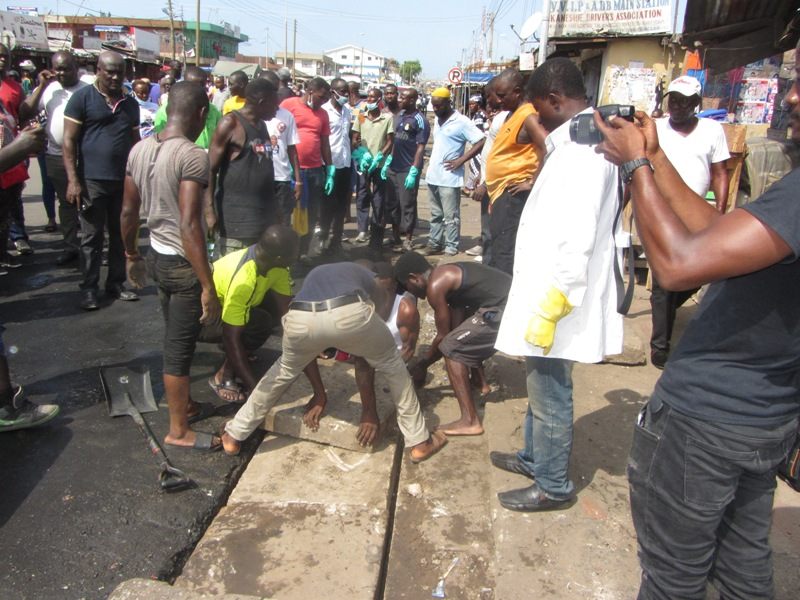 Accra Residents should answer to cleanliness