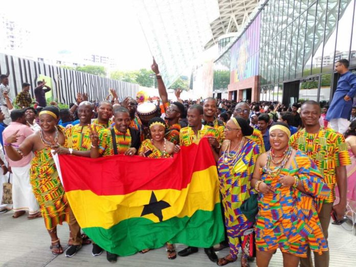 Ghanaians at QNET Global Conference in Malaysia
