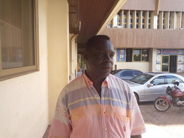 Mr Akom, Sunyani Municipal branch Chairman of PROTOA