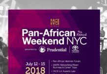 7th annual pan African fest
