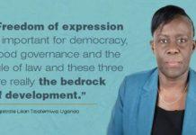 Justice Lillian Tibatemwa-Ekirikubinza