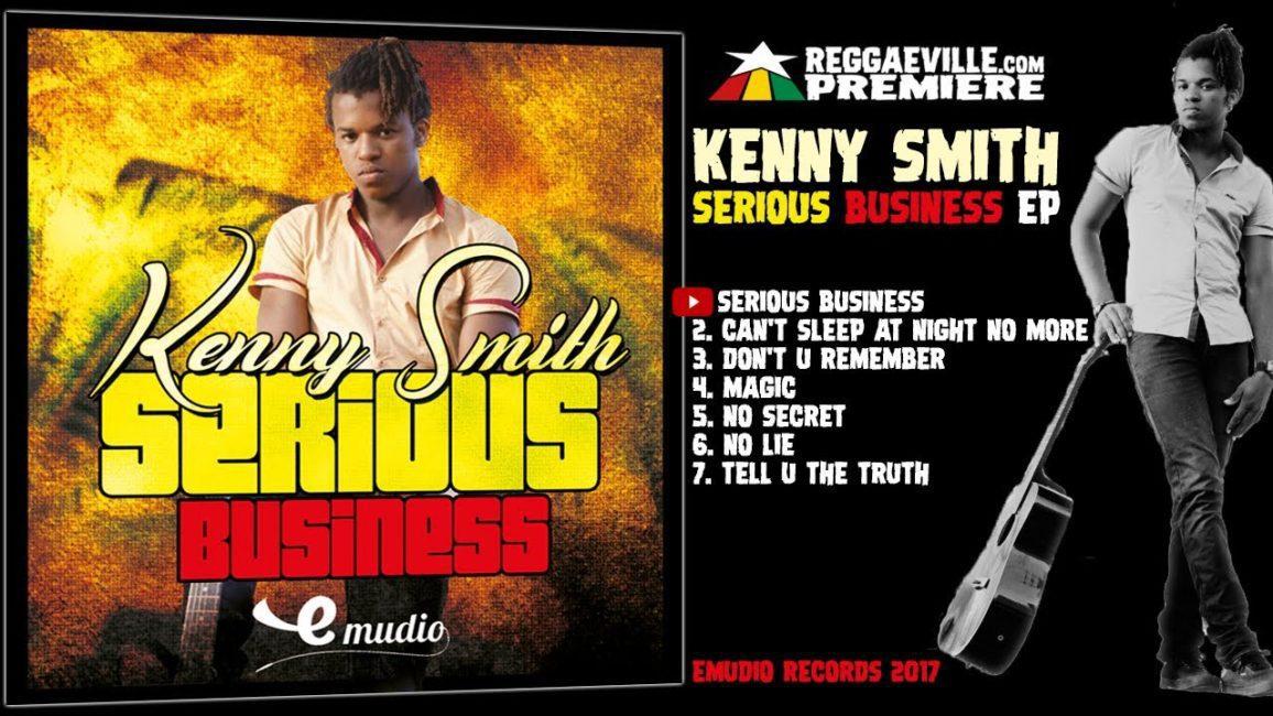Fast Rising Soulful Jamaican Reggae Singer, Kenny Smyth, Making Global Strides In Reggae Business