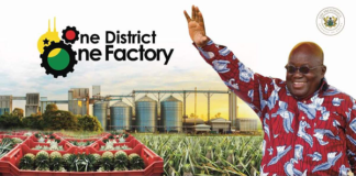 One-district, One-factory initiative