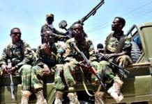 Somalia soldiers
