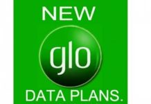 new glo data plans