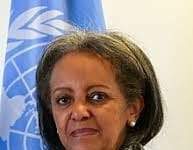 Ms Sahle-Work Zewde