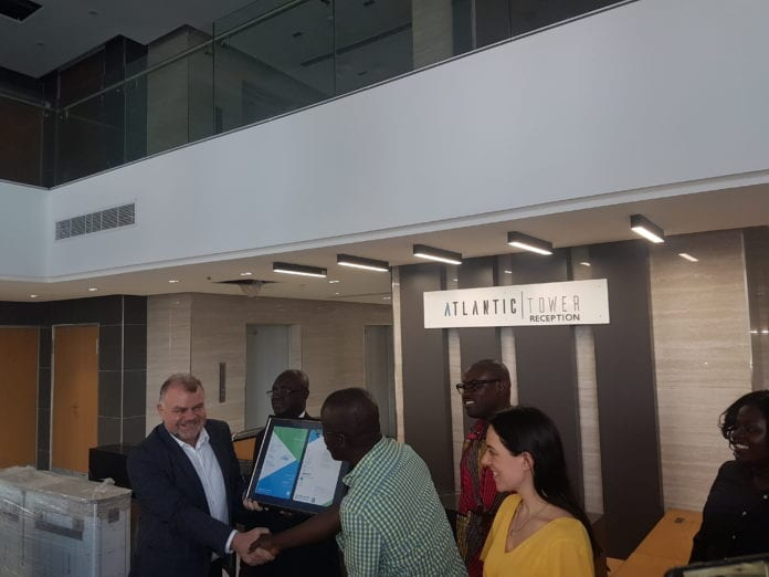 First EDGE certified commercial building inaugurated in Accra