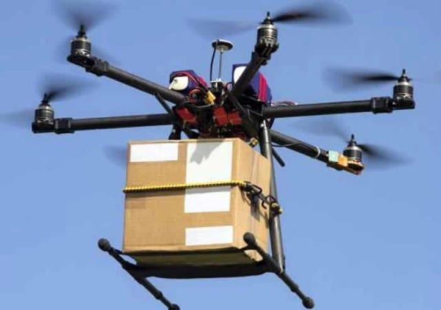 drones for medical delivery