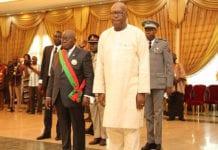Ghana, Burkina Faso Pledge to strengthen bilateral ties